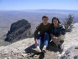 Guadalupe Mountains, Texas, USA